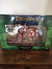 Lord Of The Rings Sideshow Weta, Meeting of old friends unopened plaque