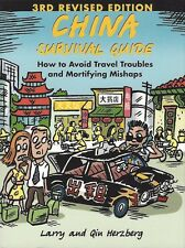 China Survival Guide by Larry & Qin Merzberg *IN STOCK IN MELBOURNE - NEW*