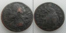 Early Milled Farthing Coins (c.1662-1816)