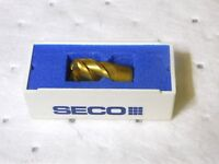 Seco Carbide Milling Tip Insert MP16-16019R16Z4-E04 Grade-F40M 4Flute 52039