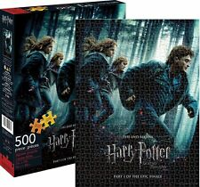 HARRY POTTER And The Deathly Hallows Pt 1, 500 Piece Jigsaw Puzzle, by Aquarius