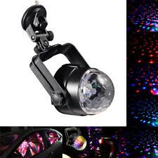 Auto RGB LED Disco DJ Ball Car Lights Stage Remote Control LED Party Club Lamp