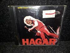 SAMMY HAGAR Live 1980 CD RARE