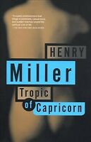 Tropic of Capricorn, Paperback by Miller, Henry, Brand New, Free shipping in ...