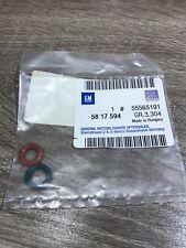 New Genuine Oe Gm Seal Cover Rubber Sill 55565191 5817594