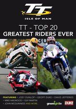 Isle of Man TT - Top 20 Greatest Riders Ever