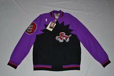 Mitchell & Ness 1995-96 Authentic Warm Up Jacket Toronto Raptors 44 L AUTHENTIC