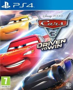 Cars 3 Driven to Win (PS4) IN STOCK NOW Fast Free UK Postage New & Sealed