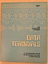 VINTAGE 1972 THE ELECTRONIC ENGINEER DATA TERMINALS RESOURCE BOOK