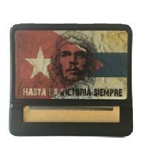 Tobacco Case Hand Roller Rolling Machine Cigarettes Metal Che Guevara Design