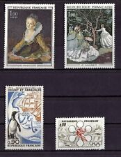 LOT DE TIMBRES N° 1702/1703/1704/1705  NEUF**