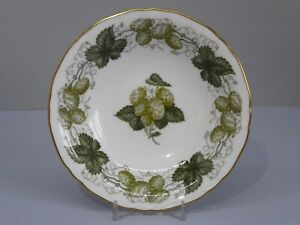 "Royal Worcester HOP MATHON Small Fruit Nappie / Dessert Bowl 5 3/4"" Diameter"