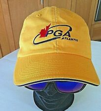 PGA Golf Baseball Cap Pro Junior 2006 Hat Atlantic Canada Golfers Fit Wear Strap
