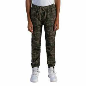 Levis Boys' Youth Jogger - GREEN CAMO (Select Size: 6-14) FAST SHIPPING