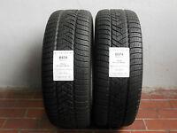 2x 255/55 R 20 110V XL M+S, Pirelli Scorpion Winter, ca. 6,3mm, DOT 2214