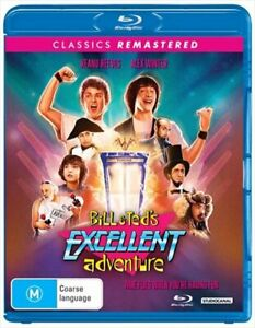 Bill and Ted's Excellent Adventure | Classics Remastered Blu-ray