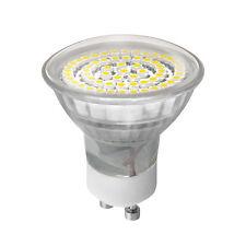 LED Spot Strahler Leuchtmittel Lampe Leuchte Licht Kaltweiß SMD GU10 3,4W 230V