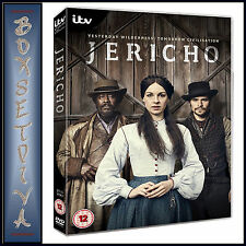 JERICHO - COMPLETE MINI SERIES - Jessica Raine *BRAND NEW DVD***