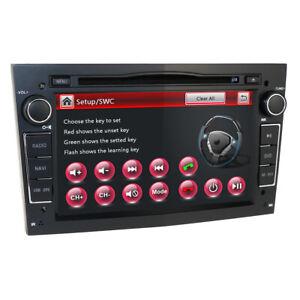 "For Vauxhall Vivaro Astra Corsa Vectra Stereo CD DVD GPS Sat Nav 7"" Radio DAB+"
