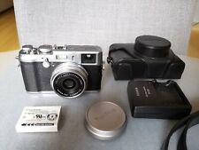 Fujifilm FinePix X100 Digital Camera - Silver