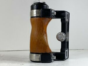 [Excellent+++++] Pentax Grip Wood Hand Grip for 6x7 67 from JAPAN