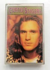 CURTIS STIGERS - Self Titled Album - 1991 Cassette Tape - Rare -Arista Records