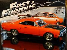 GMP Fast & Furious 1970 Plymouth Road Runner 1:18 Scale Diecast Movie Model Car