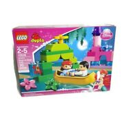 LEGO Disney Princess DUPLO 10516 Ariel's Magical Boat Ride New Sealed Retired