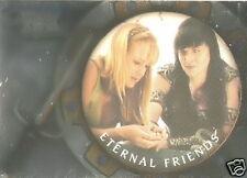 Xena E2 Eternal Friends Insert card When in Rome Quotable