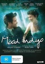 Mood Indigo NEW R4 DVD
