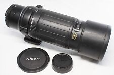Good Sigma 400mm F/5.6 AF D APO Tele Macro Lens For Nikon