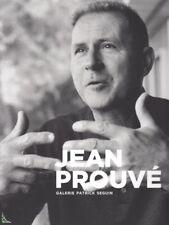 Jean Prouvé, (2 volumes) de Galerie J.Lacoste et P.Seguin