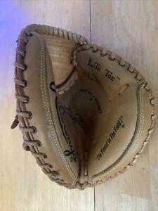 Rawlings RCM 45 Lance Parish Catchers Mitt Lite Toe Leather Right Hand Thrw