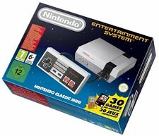 Nintendo Entertainment System NES Classic Mini Edition with 30 Games *Brand New*
