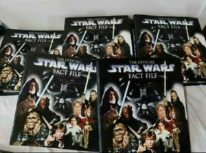 The Official Star Wars Fact Files set