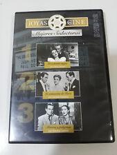 JOYAS DEL CINE DVD 32 LA EXTRAÑA MUJER - SENSACION DE PARIS - MORENA Y PELIGROSA