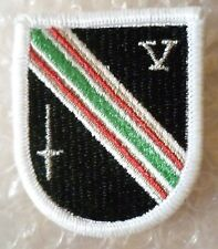 Patch-5th Special Forces Group Airborne SFGA Task Force Dagger Beret Flash Patch