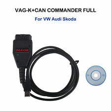 VAG-K+CAN Commander 1.4 OBD2 Diagnostic Scanner Tool COM Cable for VW Audi JXUK