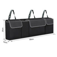 1PCS Car Trunk Organizer Car Interior Accessory Back Seat Storage Box Bag Oxford