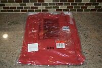 """NIKE """"USTA JR TEAM TENNIS"""" JERSEY/T-SHIRT ADULT Large RED  Fit Dry STRETCH"""