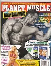 PLANET MUSCLE bodybuilding magazine Dan Decker 2-13
