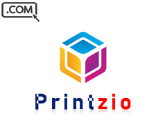 Printzio.com Premium Domain Name For Sale PRINT DESIGN STARTUP DOMAIN NAME