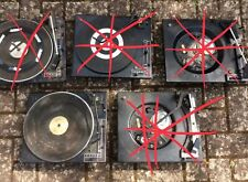 BSR C129 Turntables for Spare & Parts (Record Players & radiograms) 1970's