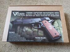 SOCOM Gear Vickers Tactical MOH 1911 Airsoft GBB Pistol