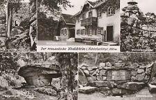 AK Der romantische Waldstein im Fichtelgebirge 1958