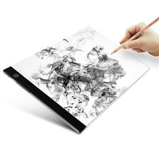 A3 LED Adjustable Tracing Light Box Drawing Board Pad Stencil Display Artist