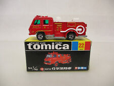 X-09450Tomica DU Condor Chemical Fire Engine, 1/90, sehr guter Zustand