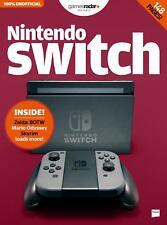 Nintendo Switch GamesRadar Magazine Inside Zelda: BOTW /MARIO ODYSSEY/SKYRM