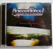 AGENT STEEL - SKEPTICS APOCALYPSE - CD 1985 / 2010- IMPORTED - NEW SEALED