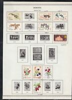 romania issues of 1964/65 stamps page ref 18279